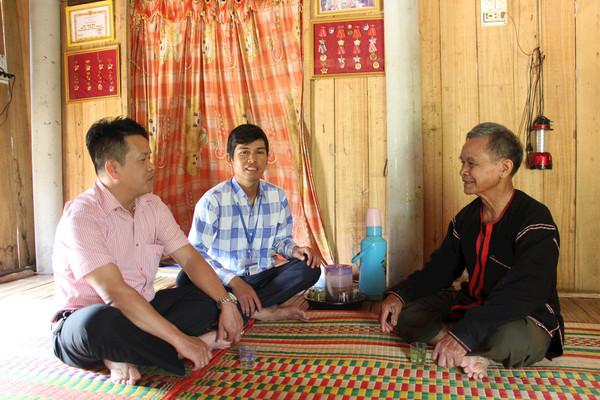 """Bình Định: Chuyện về """"Vua hòa giải"""" ở xã Bok Tới, huyện Hoài Ân"""
