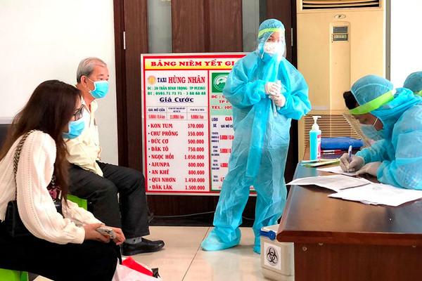 Gia Lai: Lên kế hoạch tiếp nhận công dân về từ TP.HCM và Bình Dương