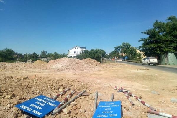 Nghệ An: Chủ tịch xã bị khởi tố vì liên quan bán đất trái thẩm quyền