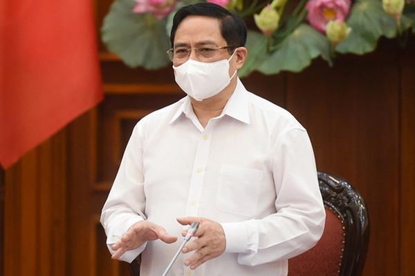 """Thủ tướng chỉ đạo thành lập 7 """"Tổ công tác đặc biệt"""" phòng, chống COVID-19 tại TPHCM"""
