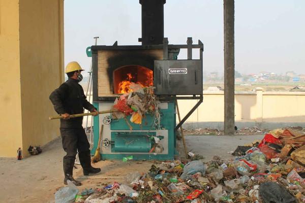 Tập trung hoàn thiện đề án tăng cường năng lực quản lý chất thải rắn sinh hoạt tại Việt Nam