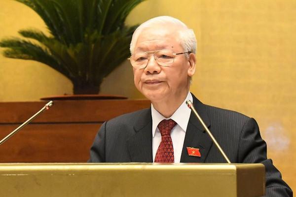 Tổng Bí thư Nguyễn Phú Trọng: Nâng cao chất lượng, hiệu quả hoạt động của Quốc hội trong giai đoạn mới
