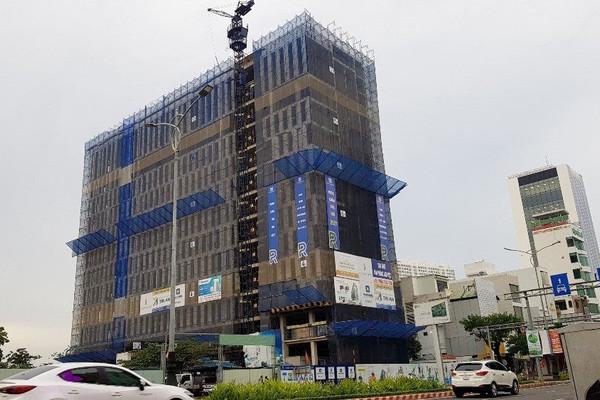 Toà nhà của Tập đoàn Vicoland sai phạm: Đà Nẵng từ chối việc điều chỉnh giấy phép