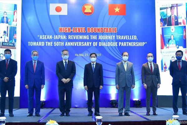 ASEAN-Nhật Bản hướng tới 50 năm Quan hệ đối tác