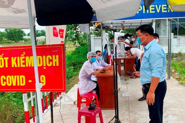 Chủ tịch Quảng Nam yêu cầu lao động địa phương ra Đà Nẵng phải quay về trước 12h trưa 22/7