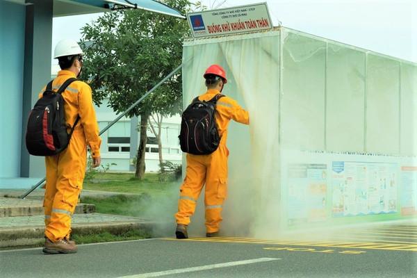 KCM chống dịch triệt để – sản xuất an toàn
