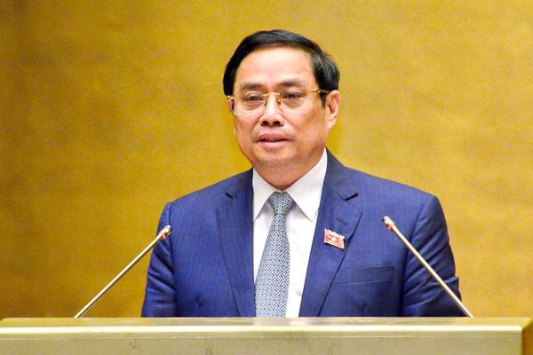 Thủ tướng đề nghị giữ nguyên cơ cấu Chính phủ khóa mới, gồm 18 Bộ và 4 cơ quan ngang Bộ