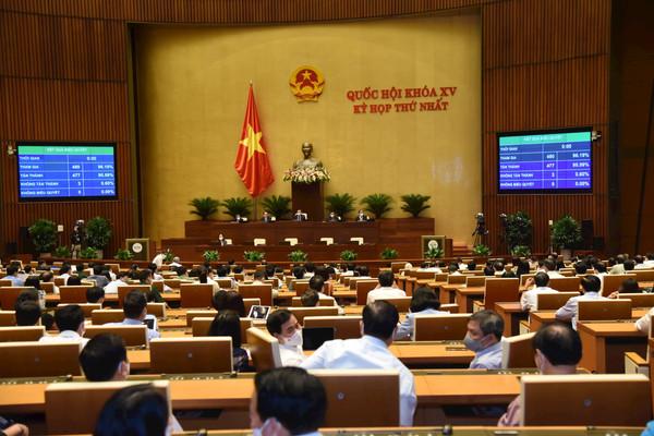 Quốc hội rút ngắn 3 ngày họp để đại biểu về chỉ đạo chống dịch