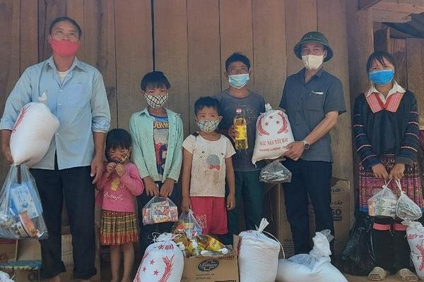 Nậm Pồ (Điện Biên): Các tổ chức tôn giáo chung tay đẩy lùi đại dịch Covid-19