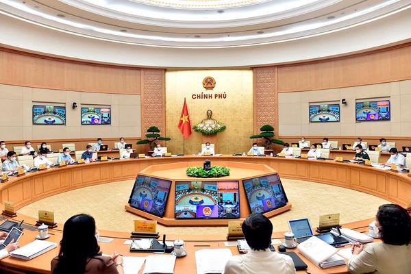 Thủ tướng Phạm Minh Chính trình cơ cấu số lượng thành viên Chính phủ nhiệm kỳ Quốc hội khóa XV