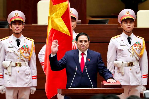 Ông Phạm Minh Chính tái đắc cử Thủ tướngChính phủ