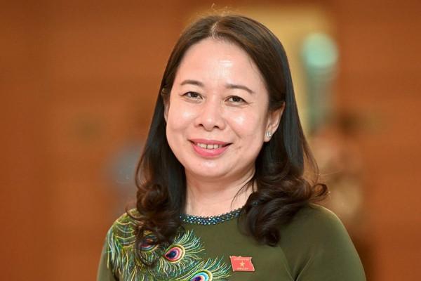 Bà Võ Thị Ánh Xuân tái đắc cử Phó Chủ tịch nước