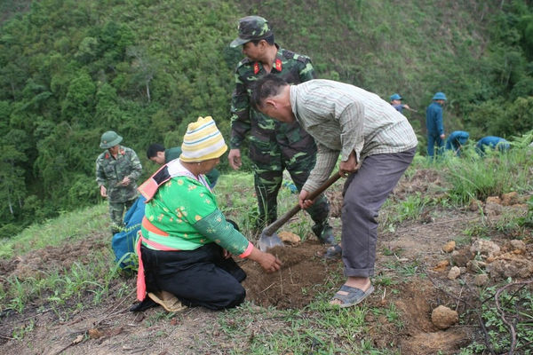 Sốp Cộp (Sơn La): Phát huy tiềm lực đất đai vùng đồng bào dân tộc thiểu số