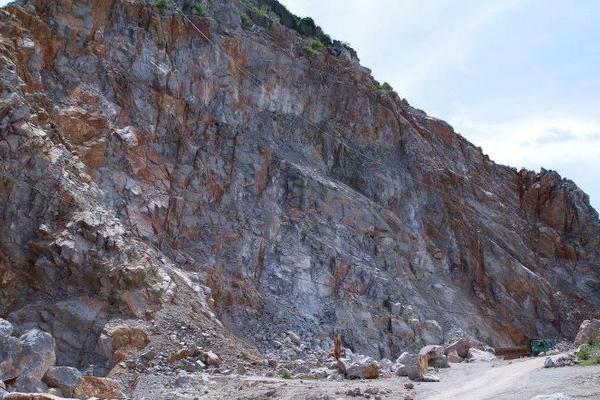 Thanh Hóa: Đình chỉ khai thác mỏ đá Công ty Tân Thành 9 ở núi Vức