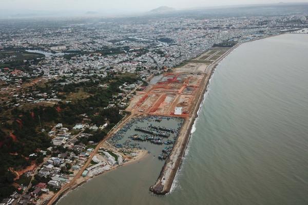 Bộ Công an đề nghị UBND TP. Phan Thiết cung cấp hồ sơ 9 dự án trên địa bàn