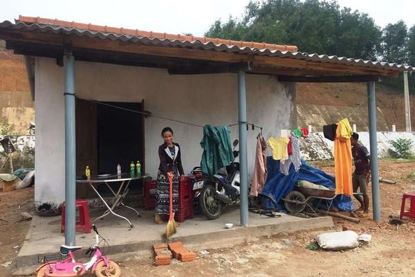 Quảng Ngãi: Hoàn thành 19 dự án sắp xếp, ổn định dân cư khu vực khó khăn, thiên tai
