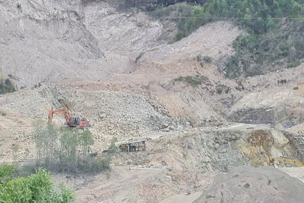 Bình Định: Người dân Phước Lộc vẫn kêu trời bởi các mỏ đá núi Sơn Triều