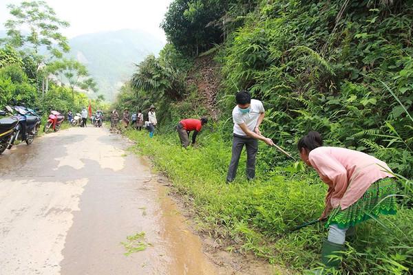 Điểm sáng trong công tác bảo vệ môi trường ở xã vùng cao Nà Hẩu