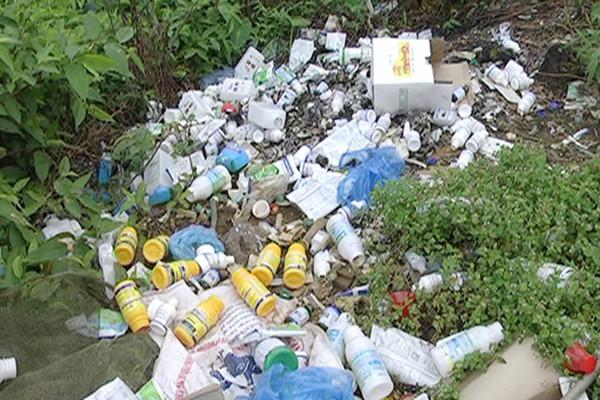 Lào Cai: Tìm giải pháp thu gom rác thải thuốc bảo vệ thực vật tại các vùng dân tộc thiểu số