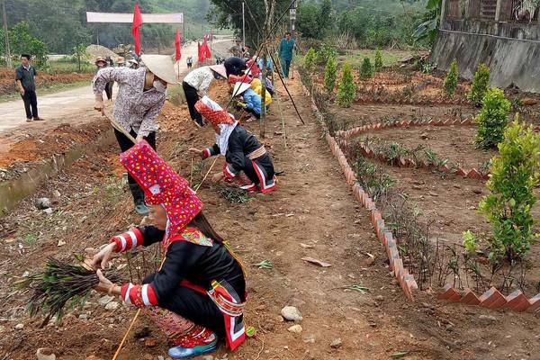 Nhiều chuyển biến trong bảo vệ môi trường tại vùng đồng bào DTTS ở Đầm Hà Quảng Ninh