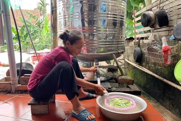 Quảng Ninh: Đồng bào xã miền núi Dân Chủ sử dụng hiệu quả nguồn nước sạch