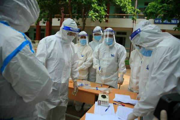 Điện Biên: 1 trường hợp dương tính với vi rút SARS-CoV-2 là lao động tự do từ Campuchia trở về
