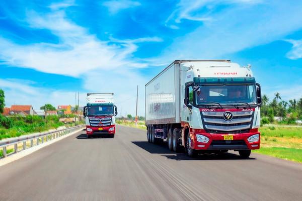 THILOGI khai thác tuyến vận chuyển qua cửa khẩu Quốc tế Nam Giang – Đắc Tà Oọc