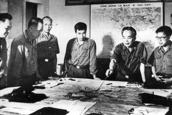 Kỷ niệm 110 năm ngày sinh Đại tướng Võ Nguyên Giáp (25/8/1911 - 25/8/2021): Tầm nhìn thời đại