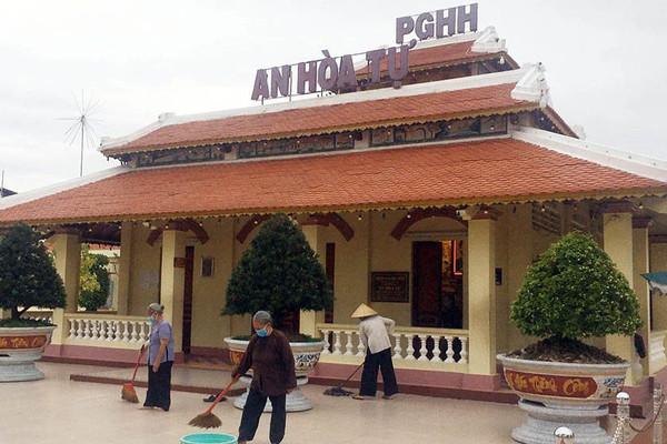Giáo hội Phật giáo Hòa Hảo tích cực bảo vệ môi trường, phòng chống dịch bệnh Covid-19