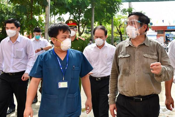 Thủ tướng yêu cầu Bình Dương nỗ lực cao nhất để kiểm soát dịch bệnh trước ngày 15/9