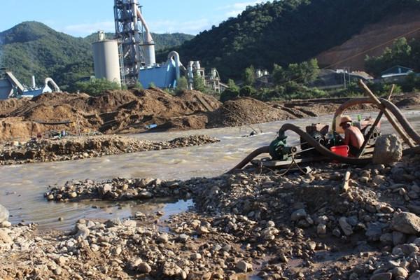 Điện Biên tìm giải pháp quản lý cát, sỏi vùng đồng bào dân tộc thiểu số