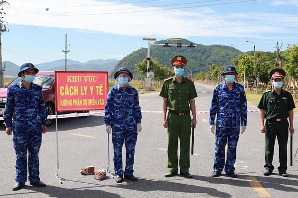 Hà Tĩnh: Kết thúc thời gian cách ly y tế tại thị trấn Xuân An từ 0h ngày 31/8