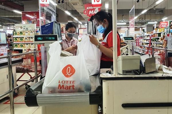 Đà Nẵng: Giám sát, xử lý các TTTM, siêu thị, cửa hàng cung cấp miễn phí túi ni lông