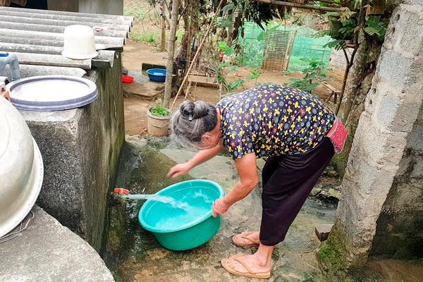Bảo vệ, sử dụng hiệu quả tài nguyên nước vùng núi Thanh Hóa