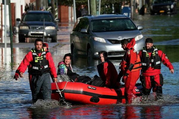Ít nhất 46 người Mỹ thiệt mạng do bão Ida