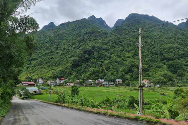 Đổi thay trên quê hương Hà Quảng - Cao Bằng