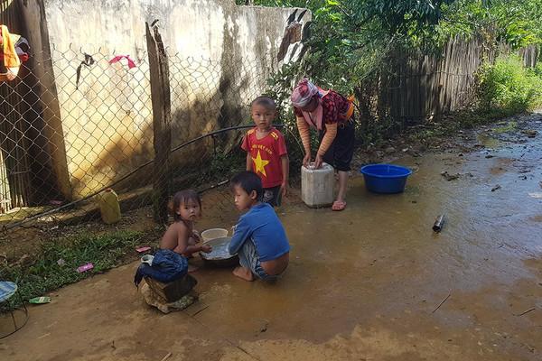 Giải bài toán thiếu nước sinh hoạt vùng đồng bào dân tộc thiểu số ở Mường Chà, Điện Biên