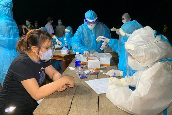 Quảng Bình: Số ca nhiễm Covid-19 đã vượt mốc 1.000 người