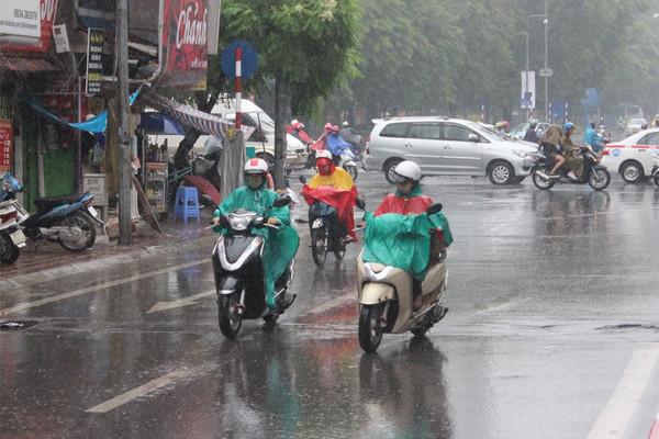Thời tiết 8/9, Bắc Bộ có mưa lớn, cảnh báo nguy cơ xảy ra lũ quét, sạt lở