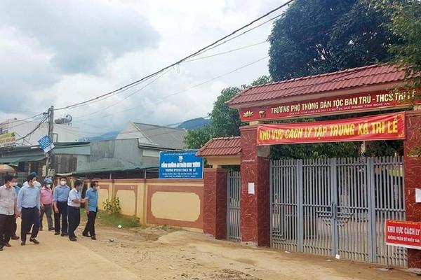 Nghệ An: Tạm dừng dạy học ở huyện vùng cao