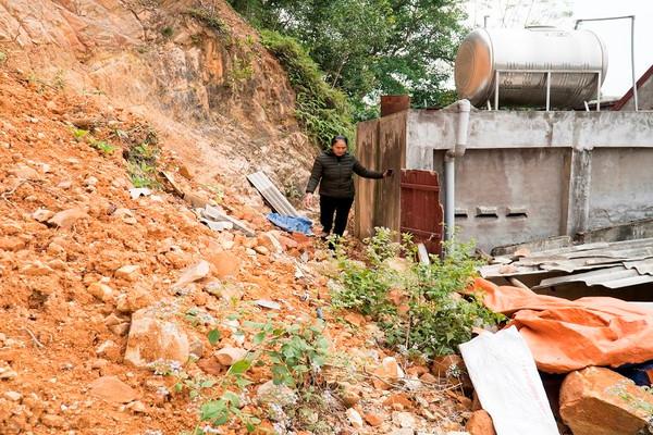 Ổn định dân cư khu vực miền núi Thanh Hoá có nguy cơ sạt lở