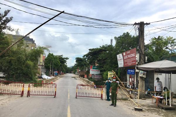 TP Thanh Hóa: Xử phạt 1.106 trường hợp vi phạm  phòng chống dịch