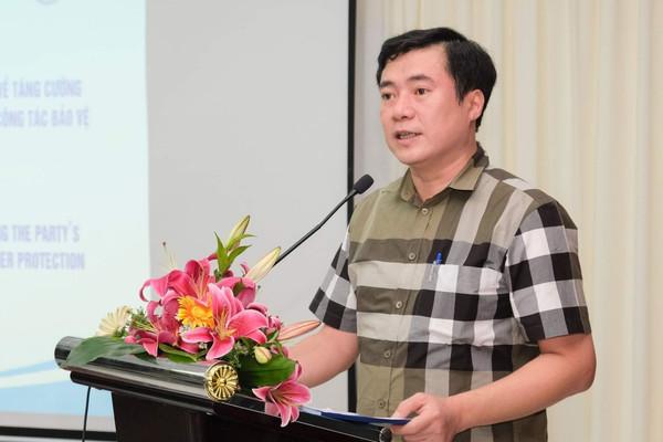 Ông Nguyễn Sinh Nhật Tân giữ chức Thứ trưởng Bộ Công Thương