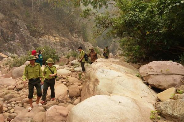 Tăng cường tuần tra bảo vệ rừng ở Khu bảo tồn thiên nhiên Mường Nhé