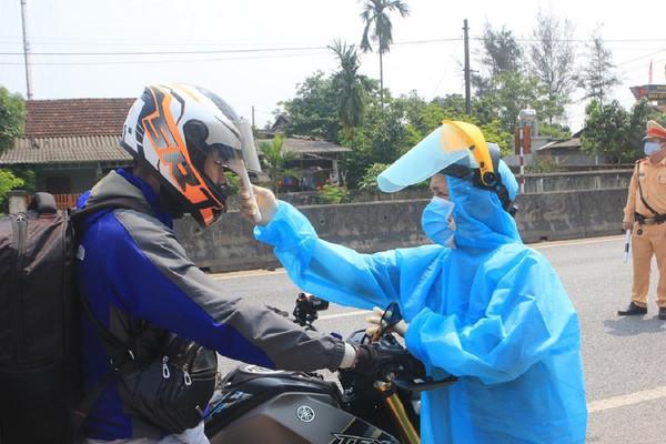 Quảng Trị: Nâng cấp độ kiểm soát dịch Covid-19 với người trở về từ huyện Phong Điền (Thừa Thiên Huế)