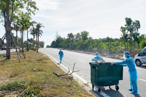 Thừa Thiên – Huế: Quản lý chất thải trong phòng, chống dịch COVID-19