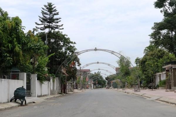 """""""Vùng giáo không rác"""" góp phần xây dựng đô thị văn minh ở Hà Tĩnh"""