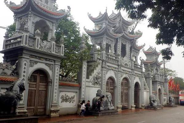 Thái Bình: Bộ VHTTDL cho ý kiến về Dự án tu bổ, tôn tạo di tích Đền Tiên La