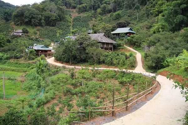 Chiềng Cọ (TP Sơn La) thực hiện Tiêu chí 17 trong xây dựng nông thôn mới nâng cao