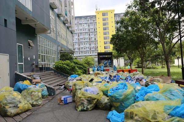 Nỗi lo rác thải nhựa thời Covid-19
